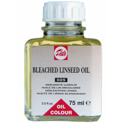TALENS BLEACHED LINSEED OIL...