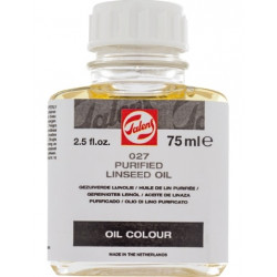 TALENS PURED LINSEED OIL...