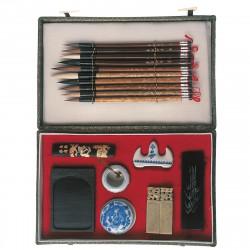 Chinese Calligraphy Set...