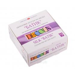 Colors for decola silk set...