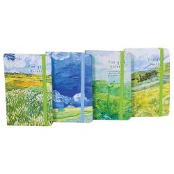 Notebook VAN GOGH A5, 14x21cm