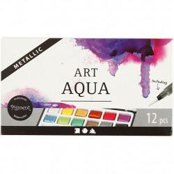 Watercolors ART AQUA...