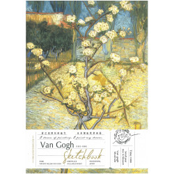 SKETCH BOOK VAN GOGH B5...
