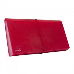 13-seat harmonica binder...