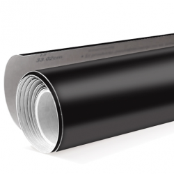 Sticky roll Coloured black...