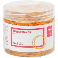 Rubber bands thin DELI...
