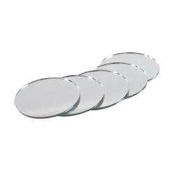 Mirrors round sets of 12...