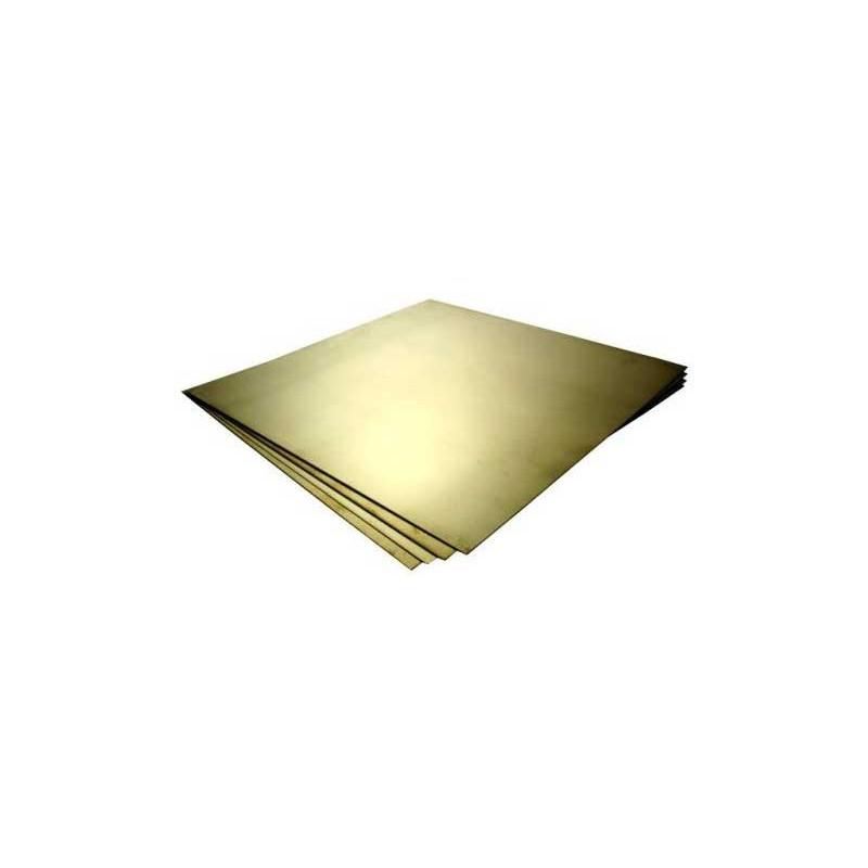 Φύλλο ορείχαλκου 0,20mm