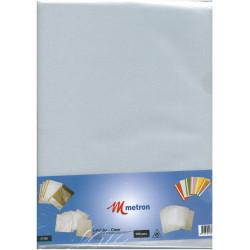 Ζελατίνες Α4 τύπου Γ METRON 57250 πακέτο 100 τεμαχίων