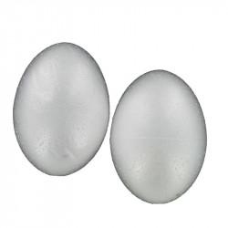Styrofoam egg 15cm
