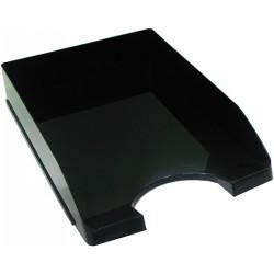 Δίσκος γραφείου πλαστικός μαύρος