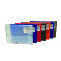 Κουτί αρχείου Α4 πλαστικό 5cm