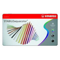 Watercolor Pencils STABILO 36