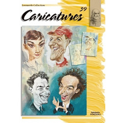 LEONARDO COLLECTION Νο39 CARICATURES