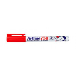 Μαρκαδόρος ARTLINE 750 LAUNDRY RED