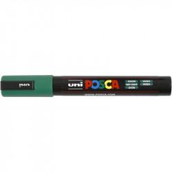 Μαρκαδόρος UNI POSCA PC-5M GREEN