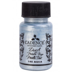 DORA METALLIC CADENCE 145 AQUA 50ml