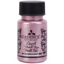 DORA METALLIC CADENCE DRIED ROSE 143 50ml