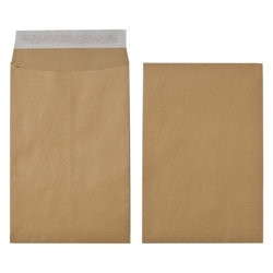 Envelopes 16x23 beige bag,...