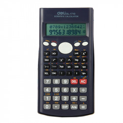 Scientific calculator DELI...