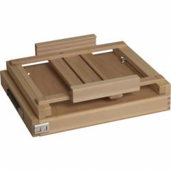 Καβαλέτο ζωγραφικής επιτραπέζιο κουτί MAX