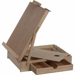 Καβαλέτο επιτραπέζιο κουτί RENOIR