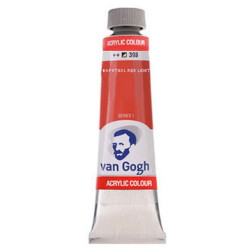 TALENS-VAN GOGH NAPTHOL RED LIGHT 398