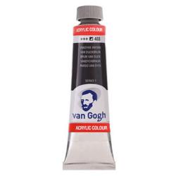 Ακρυλικό χρώμα ζωγραφικής VAN GOGH VANDYKE BROWN 403