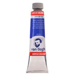 Ακρυλικό χρώμα ζωγραφικής VAN GOGH COBALT BLUE 512