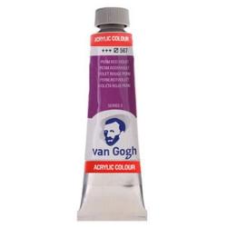 Ακρυλικό χρώμα ζωγραφικής VAN GOGH PERMANENT RED VIOLET 567