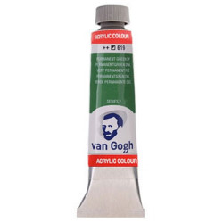 VAN GOGH PERMANENT GREEN DEEP 619