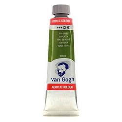 Ακρυλικό χρώμα ζωγραφικής VAN GOGH SAP GREEN 623