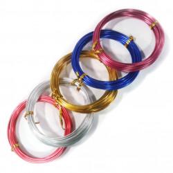 Aluminum wire Coloured...
