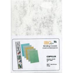 Χαρτονάκι Α4 COPYLUX MARBLE 200gr ΓΚΡΙ