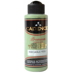 Ακρυλικό χρώμα ζωγραφικής CADENCE ALMOND GREEN 8028