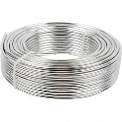 Σύρμα αλουμινίου ασημί 3mmx29m