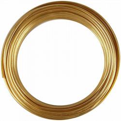 Σύρμα αλουμινίου χρυσό 3mmx29m