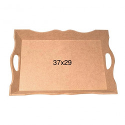 Wooden Rectangle Tray...