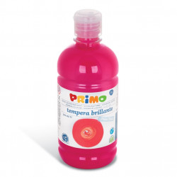 Tempera PRIMO 500ml bright red MAGENTA