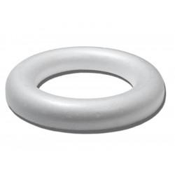 Styrofoam Ring 30cm, one-sided