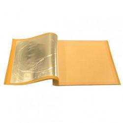 Φύλλα χρυσού ιμιτασιόν μπλοκ 25 φύλλων