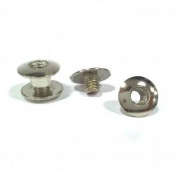 Metal screws for 3.5mm menu