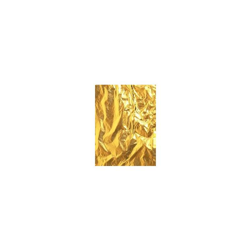Φύλλα χρυσού ιμιτασιόν πακέτο 100 φύλλων