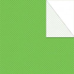 Χαρτόνι πουά mini διπλής όψης 50x70 γαλάζιο