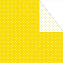 Χαρτόνι πουά mini διπλής όψης 50x70 λιλά