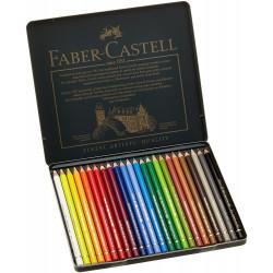 Pencils colored FABER...