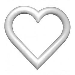 Καρδιά φελιζόλ flat 30cm