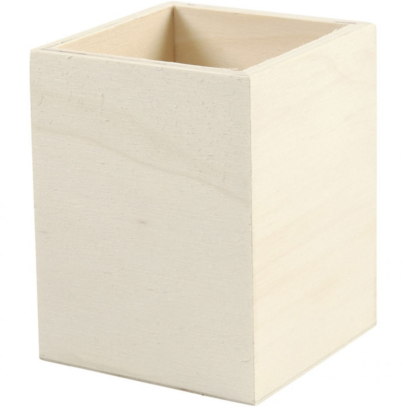 Μολυβοθήκη ξύλινη