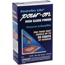 Liquid glass ENVIROTEX LITE...