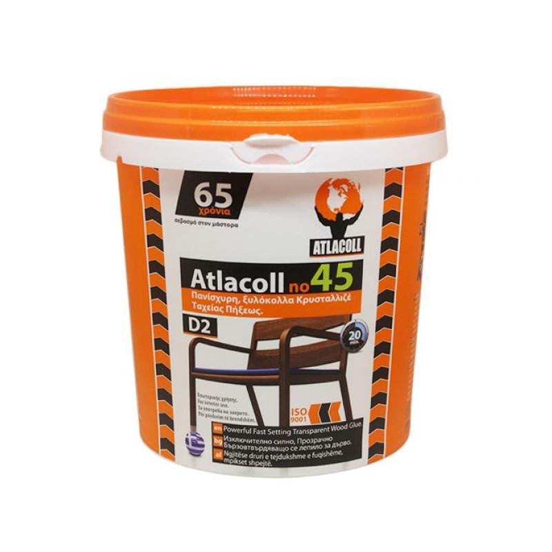 ATLACOLL 1kg No.45 κρυσταλλιζέ